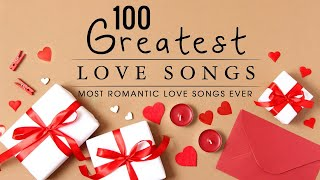 Best English Love Songs 70's 80's 90's 💖 Top 100 Romantic Songs Ever 🌹 Love Songs Collection 2021💖