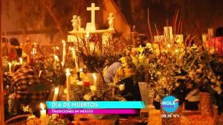 Hola Mexicali: Tradiciones DIA DE MUERTOS en la Republica Mexicana