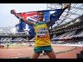 Men's 200m T36 | Final | London 2017 World Para Athletics Championships