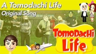 A Tomodachi Life (EXTENDED VERSION) - Ryan Craddock (Original Song)
