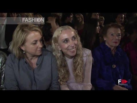 CURIEL COUTURE Alta Moda Roma Autumn Winter 2013 2014 HD by Fashion Channel