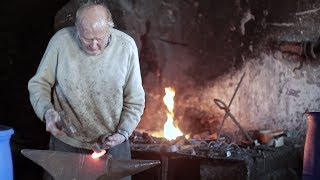THE LAST BLACKSMITH