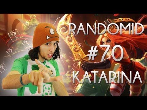 Randomid #70 - Katarina, TÊTE + CLAVIER MAGGLE