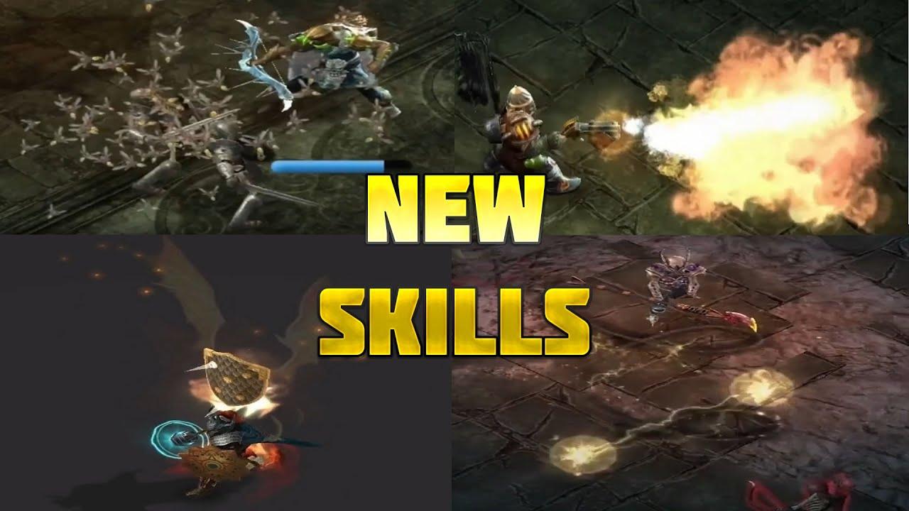 Drakensang Online   Athena (New Skills / Yeni Yetenekler)  [ENGLISH - SUBTITLE]