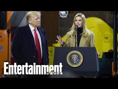 Ivanka Trump: 'Inappropriate' To Ask Her About Father's Accusers | News Flash | Entertainment Weekly