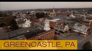 Aerial Video Tour Greencastle, Pennsylvania - Robert Peak Design