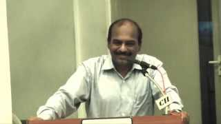 Mr.B.Soundararajan Speech, Chairman, Suguna Group at Sona School of Management - Part I