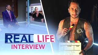 NICK LAVELLE (Hollywood Actor) - Real Life Series - Full Interview