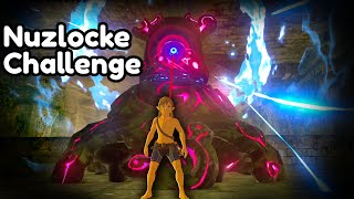 I Created a New Breath of the Wild Challenge. It's insane.
