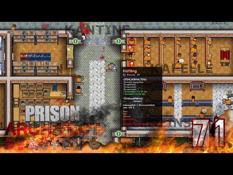 DROGENKRIEG - [71] Lets Play Prison Architect (STAFFEL 6) | HMS