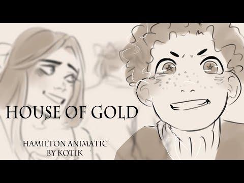 House of gold | Hamilton Animatic