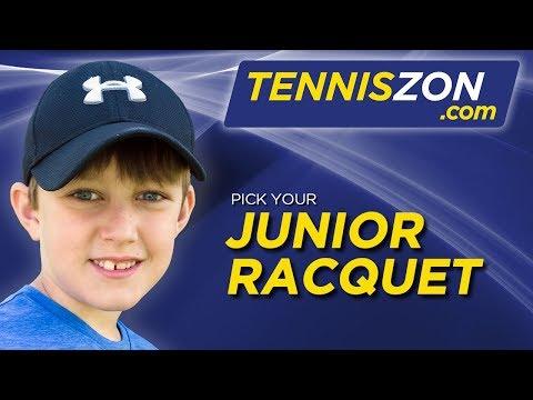 Pick Your Junior Tennis Racquet