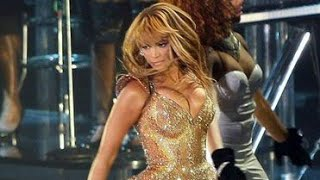 Beyoncé - Crazy In Love / Naughty Girl (Live I AM TOUR CHINA)