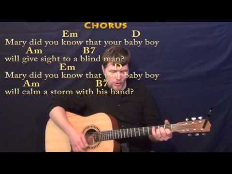 5.61 MB) Free Christmas Songs Chords Mary Did You Know Mp3 – AFISA
