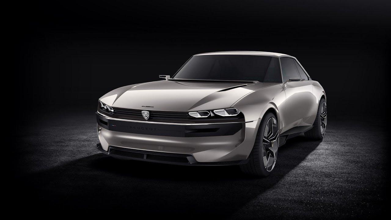 Peugeot E Legend Video Debut Youtube