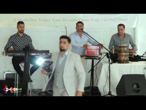New video Homayun Sahebzai i Live in Wedding Stockholm Sweden [HD] 2017