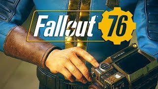 Fallout 76 - Countdown to Launch at PlayStation Store Trailer (PS4 2018)