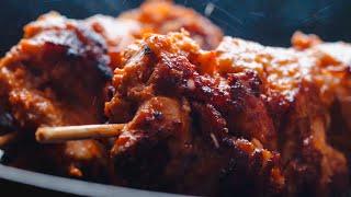 Tender &amp Juicy Chicken Boti Kabab Recipe