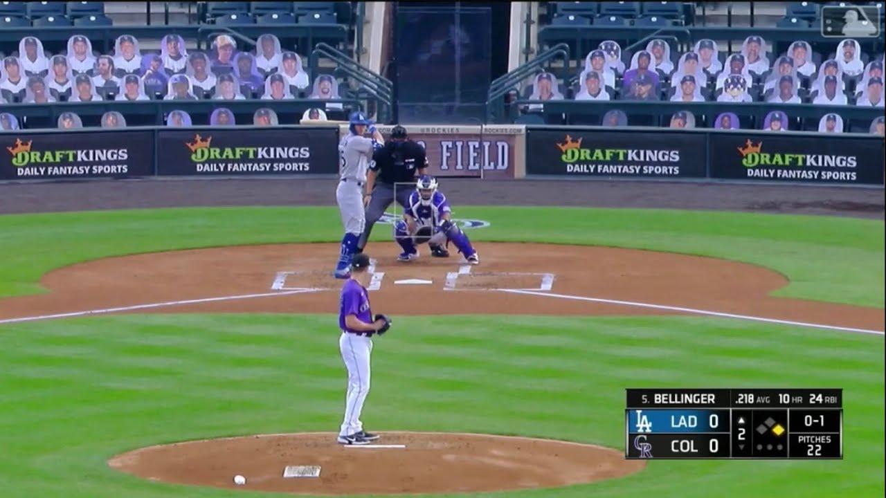 Dodgers vs Rockies Game Highlights | September 18, 2020