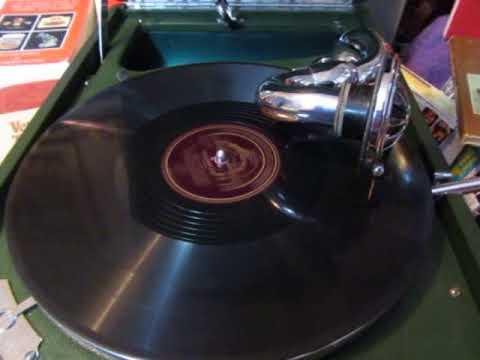 Christopher Robin   Ann Stephens  78 rpm  HMV 102 Gramophone