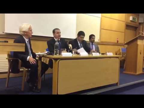 Panel: Prospects for Iraqi Kurdistan's Independence  (Hemin Hawrami & Ceng Sagnic)