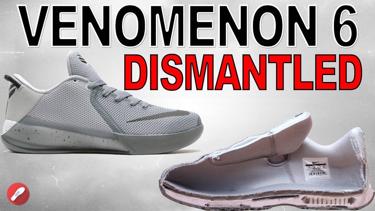 b92800cf1770 Nike Kobe Venomenon 6 Dismantled! - YouTube