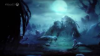 Ori and the Will of the Wisps Gameplay Trailer from E3 2017 - New Ori on Xbox One X