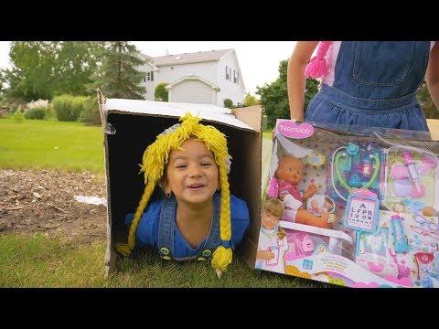 Cajas Sorpresa con Bebes Nenuco S3:E158