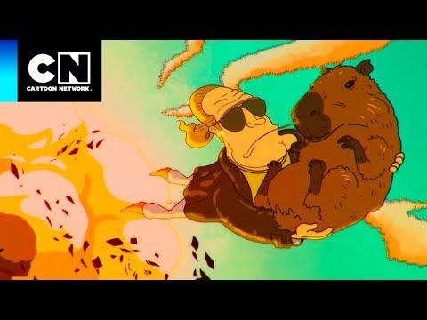 O maior fã do Steve Magal   Irmão do Jorel   Cartoon Network