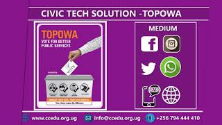 TOPOWA , Honour Your Vote - CCEDU