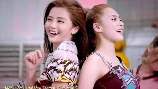 Cantonese pop song girl singer Twins - LOL
