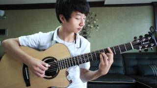 (2NE1) Lonely - Sungha Jung