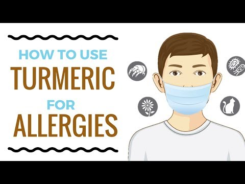 How to Use Turmeric for Allergies to Cure Instantly – [Top 8 Methods]