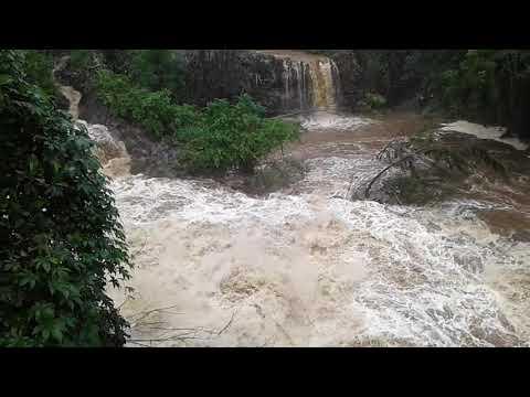 Ravine au Tampon suite à Dumazile