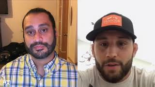 Why is Chad Mendes willing to sit out the rest of 2018?