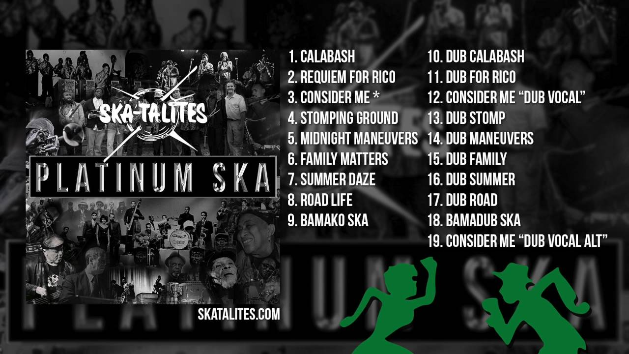 (ska, rocksteady, reggae) (web) the skatalites
