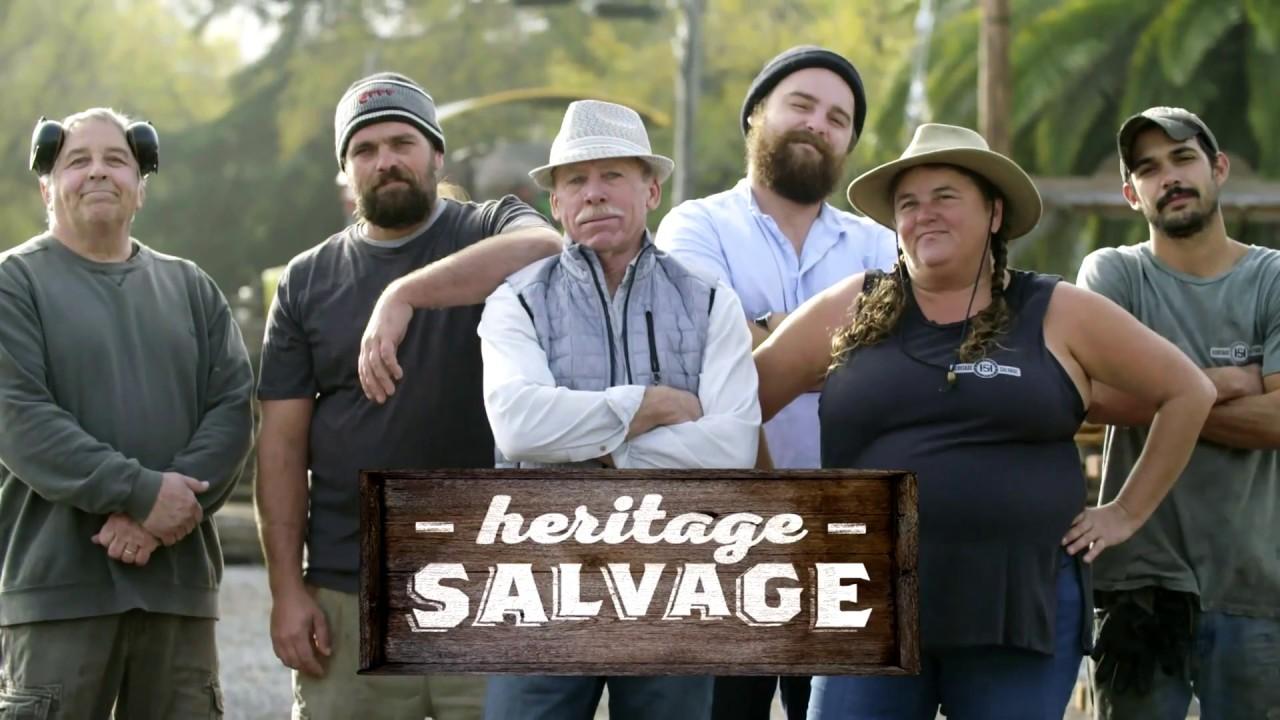 Heritage Salvage's TV show Pilot! - Heritage Salvage