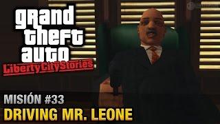 GTA Liberty City Stories - Misión #33 - Driving Mr. Leone (Español/Sin Comentario - PCSX2)
