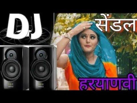 Haryanvi Dj Song Haryana New Hits  Sandal Anjli Raghav Sapna Choudhary Dj Blast