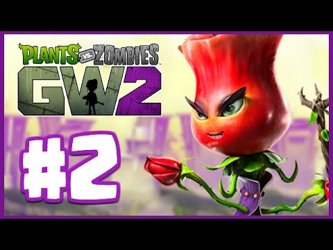 HOW TO BE THE BEST! | Plants Vs Zombies Garden Warfare 2 | G