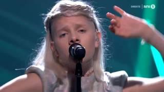 Aurora - I went too far, Live NRK 23/10/2016