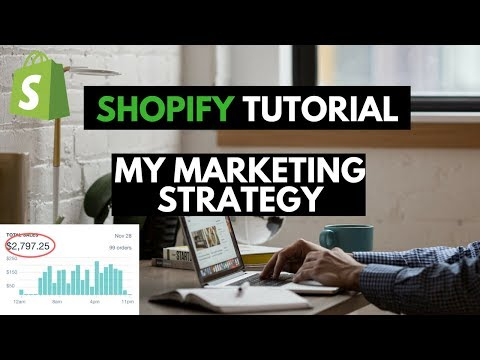 $3421 FIRST WEEK ON SHOPIFY- HERE'S HOW I DID IT- BEGINNERS GUIDE