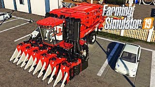 FARMING SIMULATOR 19 #38 - RACCOGLI COTONE E NUOVO TERRENO w/Robymel81 - NF MARSCH ITA