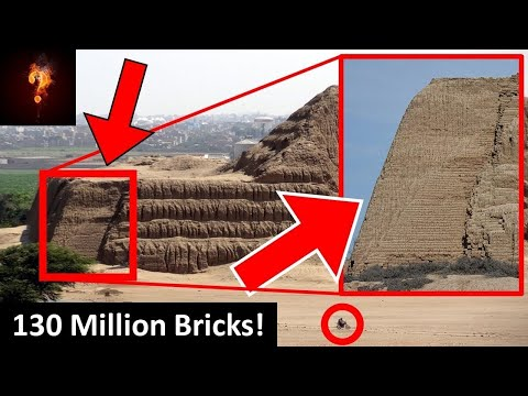 Once The Largest Pyramid On Earth Hidden Within Peru?