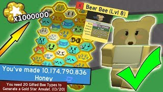 COMPLETING MOTHER BEAR QUESTS ( part 1. ) - Roblox bee swarm simulator