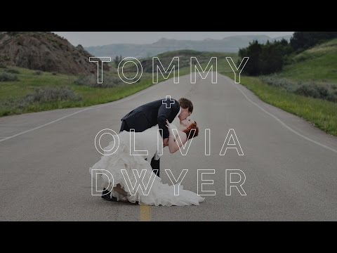 Olivia +Tommy A Wedding Film in Watford City, ND