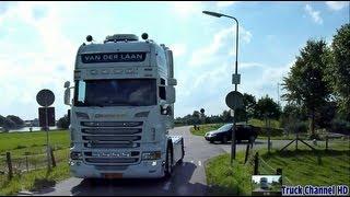 Van der Laan Scania R500 V8 - Nog Harder Lopik 2012