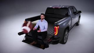 GMC INTRODUCES THE NEXT GENERATION 2019 SIERRA TAILGATE