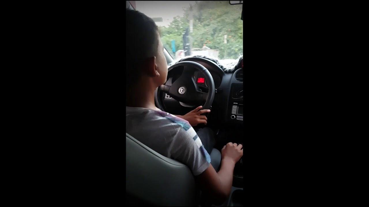 araba sürme (İlk Çekim) - youtube