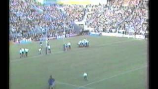 1981 Springboks vs Ireland